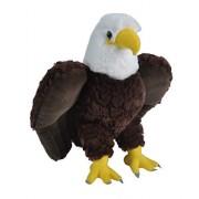 "Wild Republic 12"" Cuddlekins Bald Eagle"