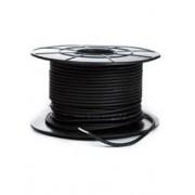Helukabel 6mm2 single-core DC cable 100m - Black - HLK-CABLE4-1-100