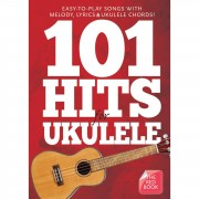 Wise Publications 101 Hits For Ukulele (The Red Book)