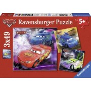 PUZZLE CARS 3x49 PIESE Ravensburger