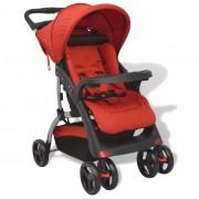 vidaXL Buggy Red 102x52x100 cm