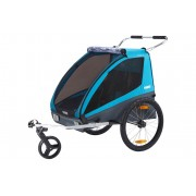 THULE Coaster XT,, 2016, GER - Blue - Bike Trailers & Seats