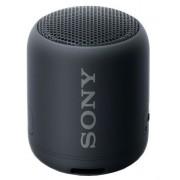 Boxa Portabila Sony SRSXB12B, Extra Bass, Bluetooth, Rezistenta la apa IP67, Handsfree (Negru)