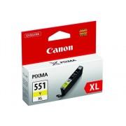 Canon Cartucho de tinta Original CANON CLI-551 XL Amarillo BL