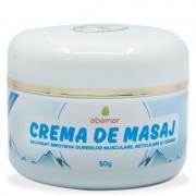 Crema de masaj pentru dureri musculare, articulare, osoase x 50 gr Abemar Med