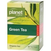 Organic Tea Bags - Green Tea x50