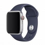 Curea Apple Watch 38mm / 40mm Devia Deluxe Series Sport Midnight Blue