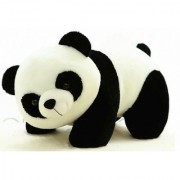Tickles Black White Panda Stuffed Soft Plush Toy