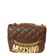 Marrone Moschino Bag