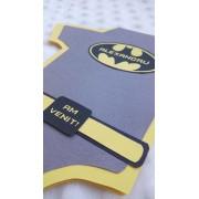 Invitatie de botez Batman