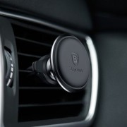 Suport Auto Magnetic Universal iPhone Samsung Huawei Rotire 360 Grade Pentru Ventilatie BASEUS Negru