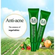 BIOAQUA NEW Wild Vegetables Face Acne Treatment Skin Care Acne Scars Cream Anti Acne Remove Moisturizing Deep Clear Cr
