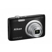 Nikon COOLPIX A100 Czarny+ karta 4 GB + etui