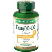 Nature's Bounty Energiq10-100 30 Perle Softgels