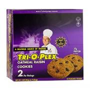 TRI-O-PLEX BARS (Haferflocken-Rosinen Kekse) 12er Pack