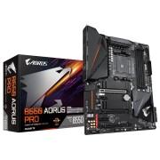 MB Gigabyte B550 AORUS PRO, AM4, ATX, 4x DDR4, AMD B550, 36mj