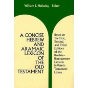 A Concise Hebrew and Aramaic Lexicon of the Old Testament, Hardcover
