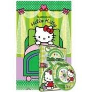 In calatorie cu Hello Kitty + DVD Sa decoram un loc vesel