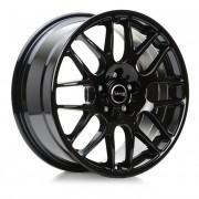 Avus Ac-mb4 9x18 5x112 Et44 66.7 Black - Llanta De Aluminio