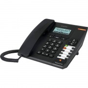 Alcatel Temporis IP151 Teléfono VoIP Negro