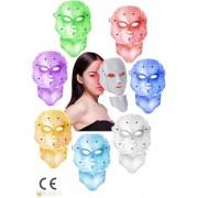 Led gezichtsmasker - Ledmasker - Lichttherapie - Lichttherapie masker - Huidverzorging - Anti aging - Littekens verwijderen - Masker - Gezichtsbehandeling - Inclusief cadeau box