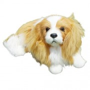 Lovely Simulate King Charles Spaniel Plush Toy Stuffed Animal (25812CM)