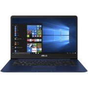 "Ultrabook™ ASUS ZenBook UX530UX-FY038T (Procesor Intel® Core™ i7-7500U (4M Cache, up to 3.50 GHz), Kaby Lake, 15.6""FHD, 8GB, 512GB SSD, nVidia GeForce GTX 950M@2GB, Wireless AC, Tastatura iluminata, FPR, Win10 Home 64, Albastru)"