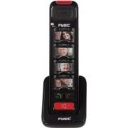 Fysic FX-8010 Extra DECT telefoon t.b.v. FX-8025, Extra luid gespreksvolume (+12dB)