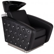 Scafa pentru Coafor Bazin Ceramica cu Scaun Moderm