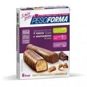 Nutrition & sante' italia spa Pesoforma Barr Ciocc Caram 12p