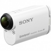 Videocámara Sony AS200VR Blanco 88MPX Full HD