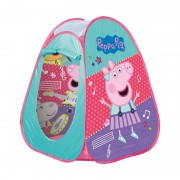 Porc John Pop Up Tent Pepa Pig 75x75x90cm