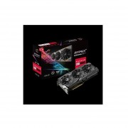 Placa video ASUS Radeon RX 580 STRIX GAMING TOP Edition 8GB DDR5 256-bit