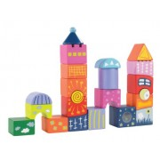 Hape - Castle Fantasy Blocks