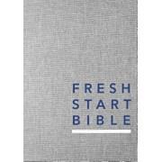 Fresh Start Bible: Softcover/Linen/Gateway Press