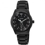 Citizen Eco-Drive Analog Black Dial Mens Watch - FE1104-55E