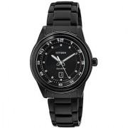 Citizen Eco-Drive Analog Black Dial Mens Watch - FE1104-55E