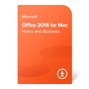 Microsoft Office 2016 Home and Business MAC számítógépre (W6F-00627) elektronikus tanúsítvány