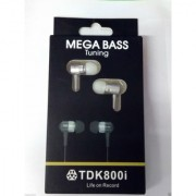 TDK Life on Record - Mega Bass Tuning black