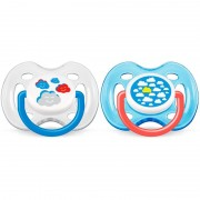 Philips AventNapp, Mode, 0-6 mån, 2-pack, Clouds