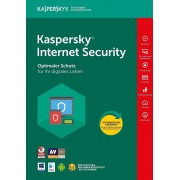 Kaspersky Internet Security 2020 Multi Device PC MAC Smartphone Tablet 3 Dispositivos 1 Ano