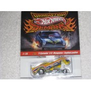 Hot Wheels Drag Strip Demons 7/25 77 Corvette F/C Mongoose/English Leather
