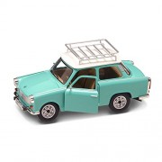 Trabant 601 with Rack [20 cms - 1:24 Scale]