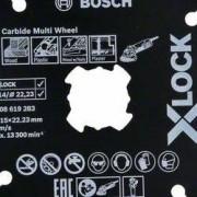 Bosch Accessories Řezný kotouč rovný Bosch Accessories 2608619283 Průměr 115 mm 1 ks