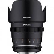 Samyang 50mm T1.5 VDSLR MK2 Montura Canon