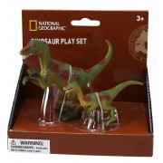 Set 2 figurine Thescelosaurus National Geographic, 3 ani+