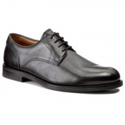 Обувки CLARKS - Coling Walk 261193517 Black Leather