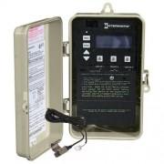 Intermatic PE153P Three Circuit Digital Time Switch Outdoor Case