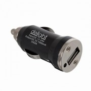 Delight 5V 1000mA USB autós adapter 55026