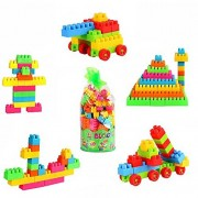 Building Block Set, Colorful Educational Toy, DIY Blocks, Stack Toys Set, Classic Gift To Create Create For KIds For Fun